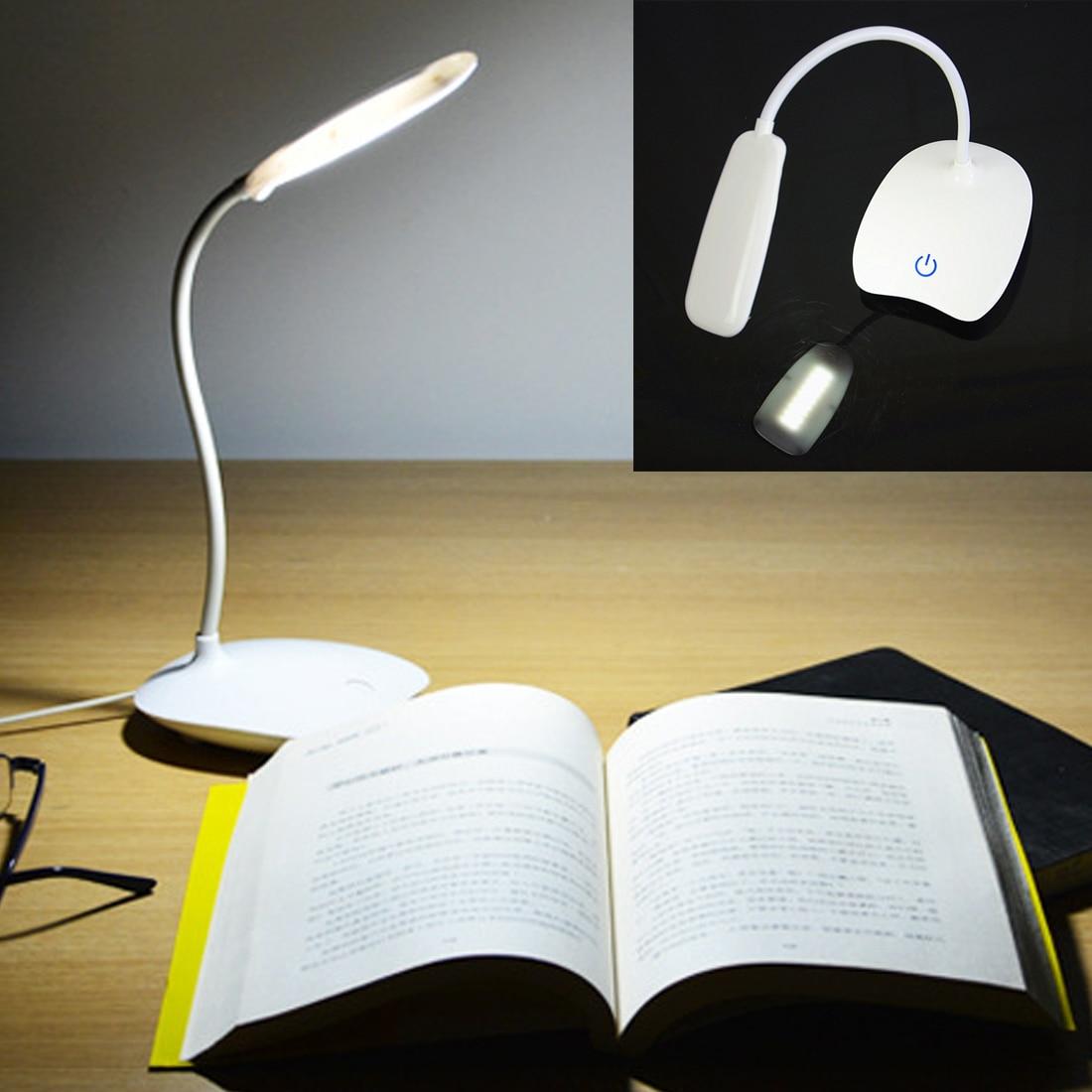 [해외]Desk Lamps Adjustable intensity USB Rechargeable LED Desks Table Lamp Reading Light Touch Switch Desk Lamps/Desk Lamps Adjustable intens