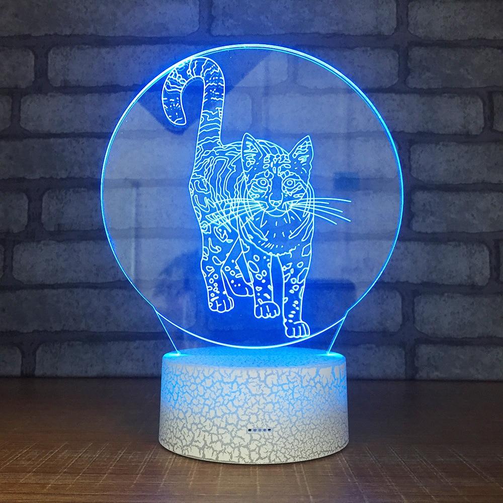 [해외]크리 에이 티브 생일 선물 3d 테이블 램프 원격 제어 discolourful 다채로운 3d 작은 밤 램프 만화 Led 책상 램프/Creative Birthday Gift 3d Table Lamps Remote Control Discolourful Colorfu