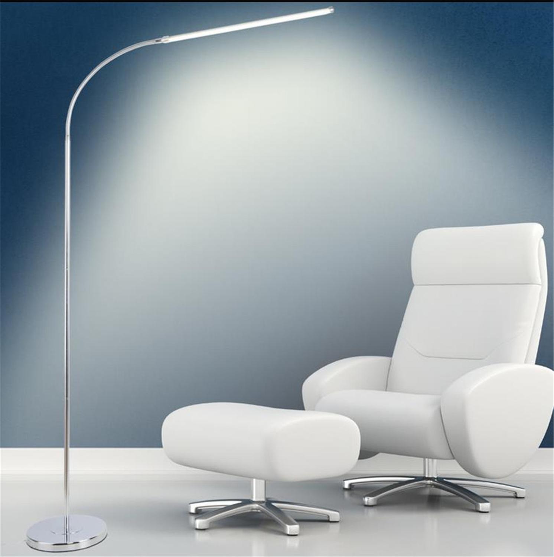 [해외]110 v 220 v led 플로어 램프 현대 플로어 스탠드 전등 lustre candelabra 서 램프 lamparas de pie 금속 staande 램프/110 v 220 v led 플로어 램프 현대 플로어 스탠드 전등 lustre ca