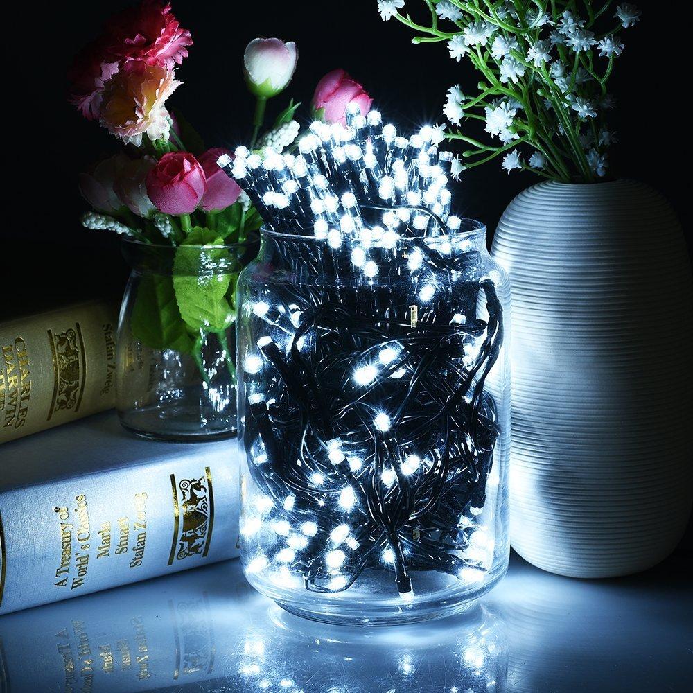 [해외]태양 문자열 빛 램프 7 m 12 m 22 m led christmaslights 6 v 요정 문자열 조명 led 야외 조명 forgarden 빛 스트립/태양 문자열 빛 램프 7 m 12 m 22 m led christmaslights 6 v