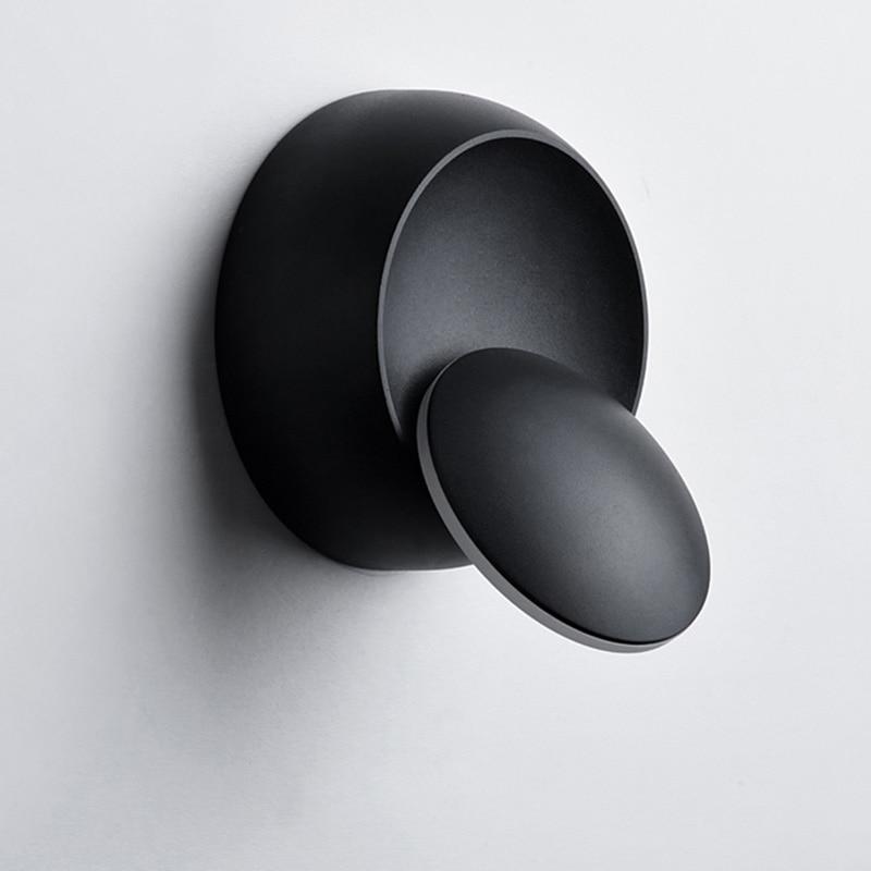 [해외]6 w 벽 led 조명 장식 침대 사이드 램프 침실 로프트 sconce 빛 조정 가능한 360 rotatable 현대 홈 인테리어에 대 한/6 w 벽 led 조명 장식 침대 사이드 램프 침실 로프트 sconce 빛 조정 가능한 360 rotat