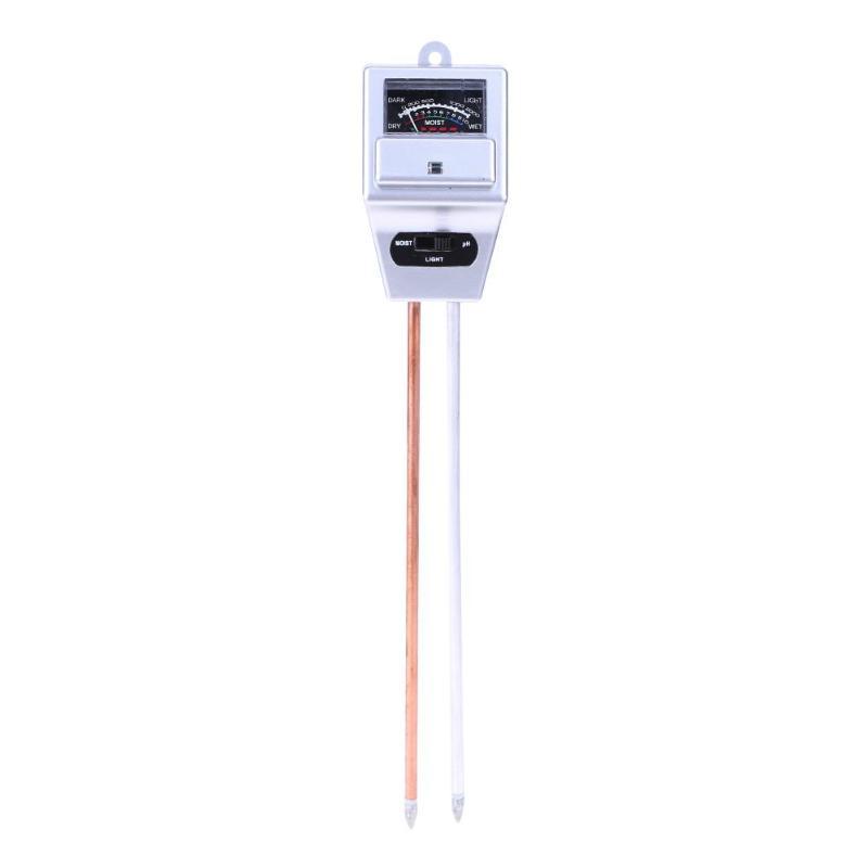 [해외]토양 물 수 분광 PH 미터 시험기 정원 분석기에 대 한 디지털 분석기 테스트 검출기 꽃 수경 정원 도구/Soil Water Moisture light PH Meter Tester Digital Analyzer Test Detector for Garden Pla