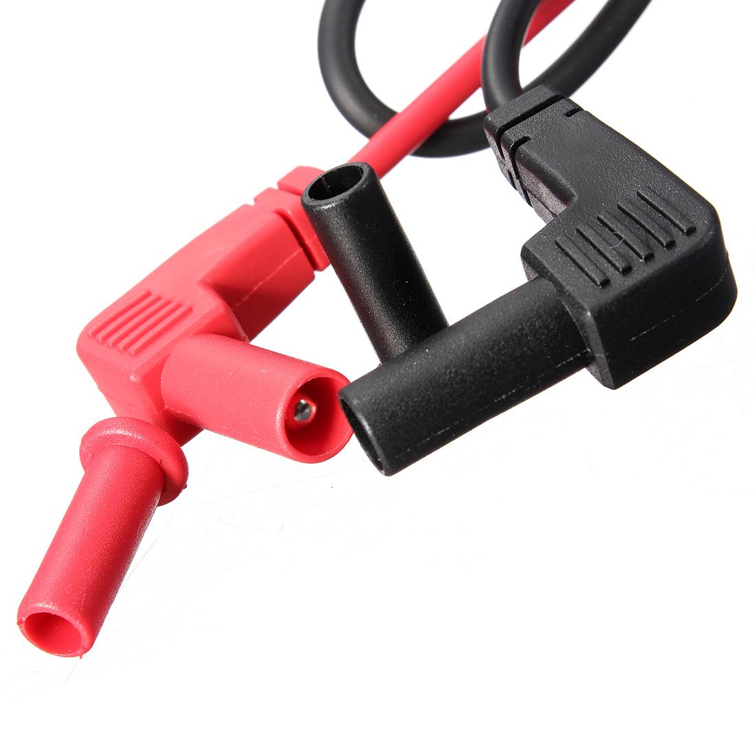 [해외]용량 성 및 유도 성 테이블 펜 SMD 인덕터 테스트 미터 저항기 커패시터 멀티 미터 커패시터 용 클립 프로브 핀셋/Capacitive and Inductive Table Pens SMD Inductor Test Meter Clip Probe Tweezers F