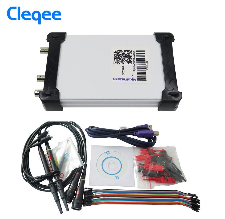 [해외]ISDS205C 4 IN 1 가상 PC USB 디지털 오실로스코프 + 데이터 레코더 + 스펙트럼 분석기 + USB 16 로직 아날라이저 (로직 지원)/ISDS205C 4 IN 1 Virtual PC USB Digital Oscilloscop+Data Record