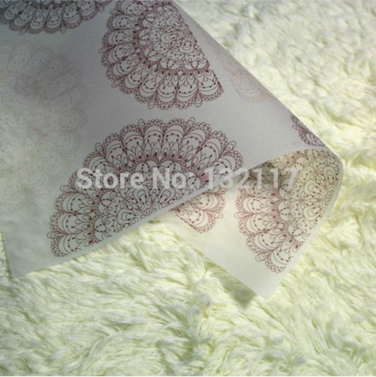 [해외]수제 비누 종이 선물 종이 빈티지 브라운 (35)를 포장 100 개 / 많은 인쇄 왁스 포장지/Wholesale 100 pcs/lot  Soap Wax Wrapping Paper Packaging Handmade Soap Paper Gift Paper Vinta