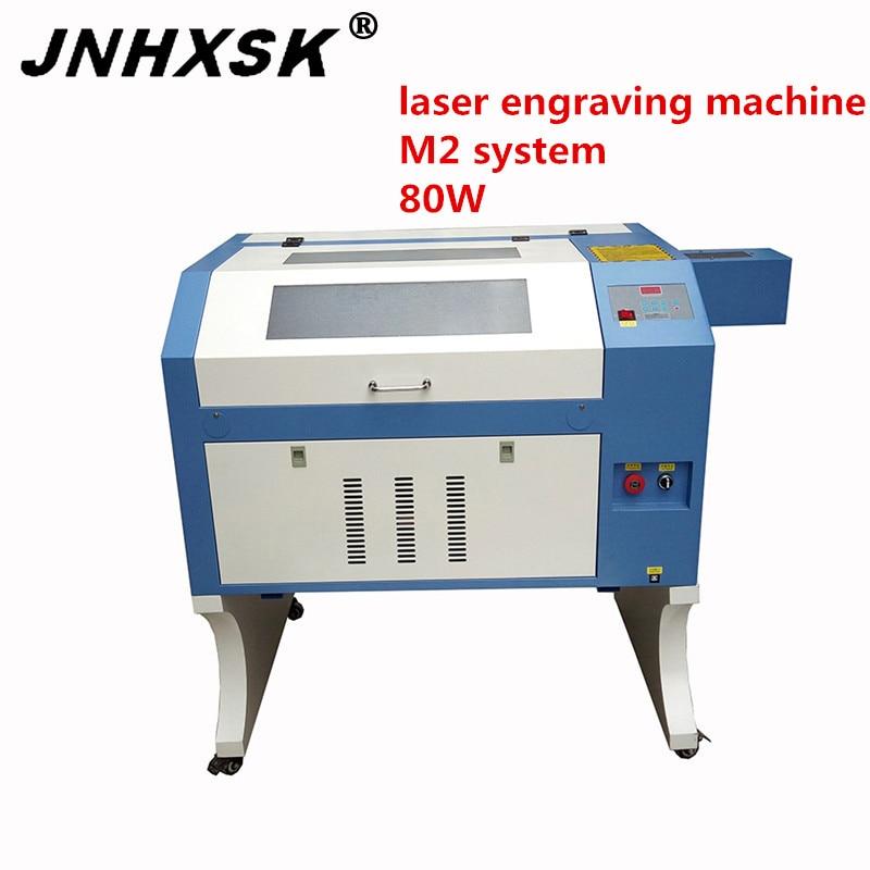 [해외]JNHXSK TS4060 80W 레이저 조각 기계 110v / 220vhoneycomb 작업 테이블 데스크탑 레이저 커터 기계 이산화탄소 레이저 튜브/JNHXSK TS4060 80W Laser engraving machine 110v/220vhoneycomb w