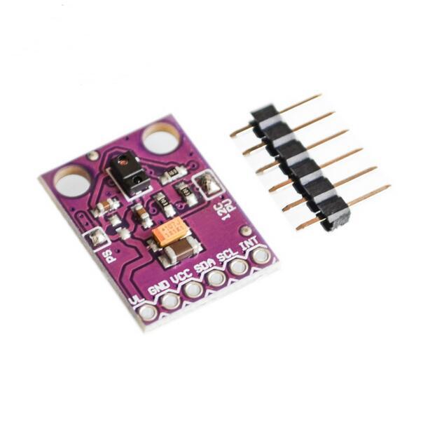 [해외]1 pcs DIY Mall RGB Gesture Sensor APDS-9960 ADPS 9960 for Arduino I2C Interface 3.3V Detectoin Proximity Sensing Color UV Filter/1 pcs DIY Mall RG