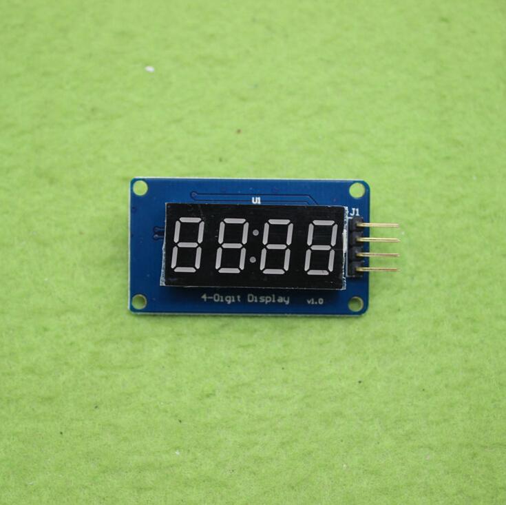 [해외]5pcs/lot 4 Bits Digital Tube LED Display ModuleClock Display for Arduino/5pcs/lot 4 Bits Digital Tube LED Display ModuleClock Display for Arduino