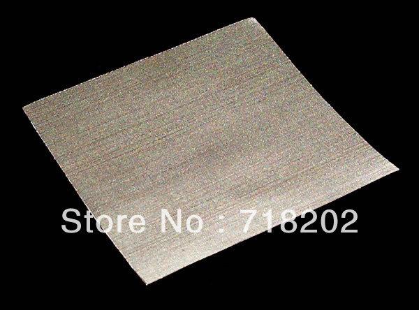 [해외]A5 크기 400 메쉬 SS316L 스테인리스 무료 샘플 메쉬 steell - /A5 size 400 mesh SS316L  stainless steell mesh Free sample--Free shipping