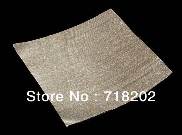 [해외]A5 크기 500 메쉬 SS316L 스테인리스 무료 샘플 메쉬 steell - /A5 size 500 mesh SS316L  stainless steell mesh Free sample--Free shipping