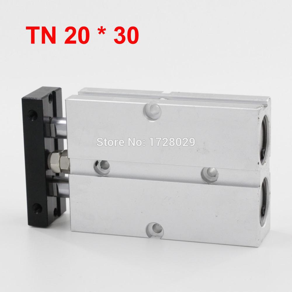 [해외]표준 전자 부품 공압 테네시 (20) * 30 공압 실린더/Standard Electronic Component Pneumatic TN 20*30 Pneumatic Cylinder