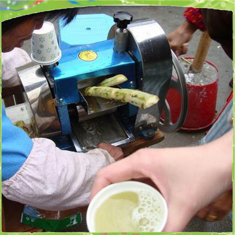 [해외]에서 만든 수동 사탕 수수 주스 기계/Manual Sugarcane Juice Machine made in China