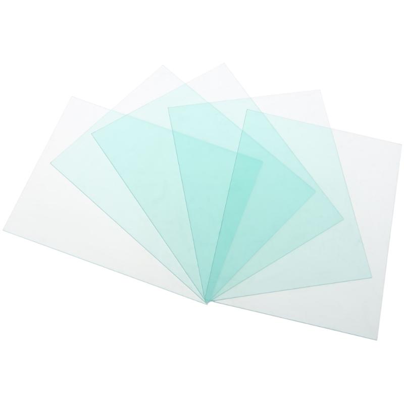 [해외]5 개 117x90mm 133 * 114mm 133 * 144mmPC 보호 플라스틱 플레이트 자동 조광 솔더 마스크 솔더 필터 솔더링 헬멧 안티 슬링/5 Pcs 117x90mm 133*114mm 133*144mmPC Protective Plastic Plate