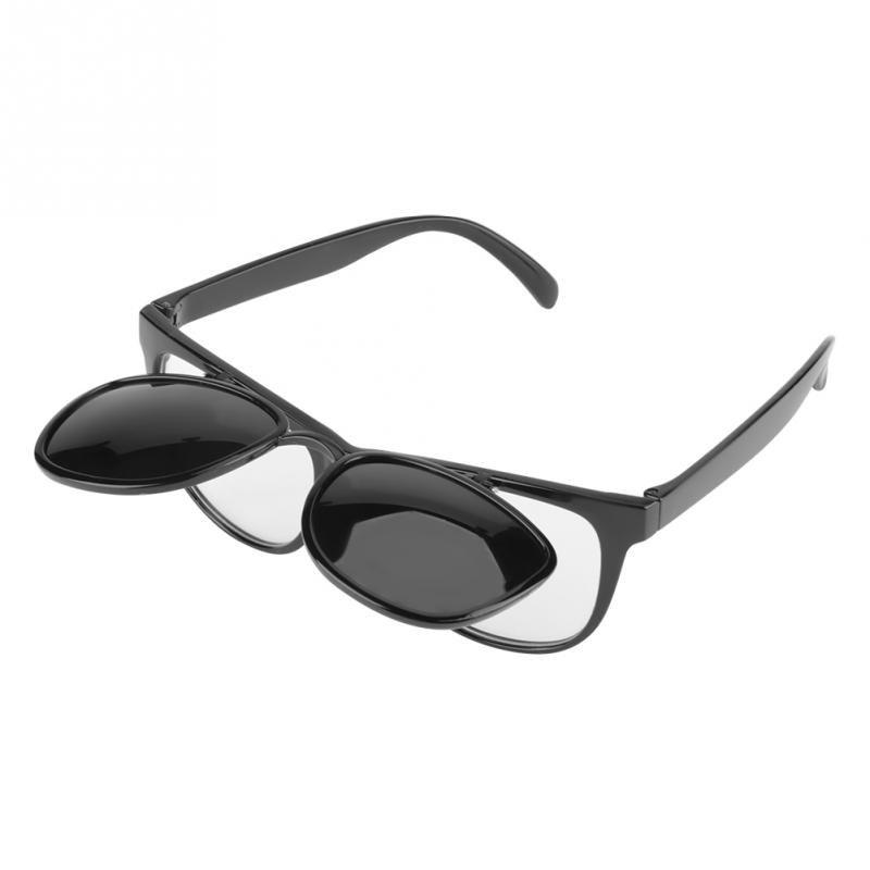 [해외]뒤집기 보호 안전 고글 실험실 보호 안경 용접 고글 전기 용접기 안경 용접 헬멧/Flip Protection Safety Goggles Laboratory Protect Glasses Welding Goggles  Electric Welder Glasses We
