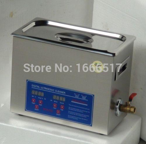 [해외]6.5L 초음파 청소기 타이머 히터 바구니 180W 110 또는 220V 고품질 ne/6.5L Ultrasonic cleaner Timer Heater basket 180W 110 or 220V high quality ne