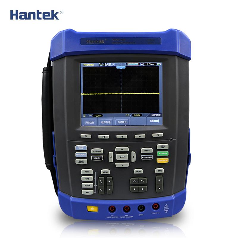 [해외]Hantek DSO8152E USB 생성기 ??휴대용 디지털 오실로스코프 Lcd PC 기반 150MHz DMM 자동차 Osciloscopio 로직 애널라이저/Hantek DSO8152E USB Generator Handheld Digital Oscilloscop