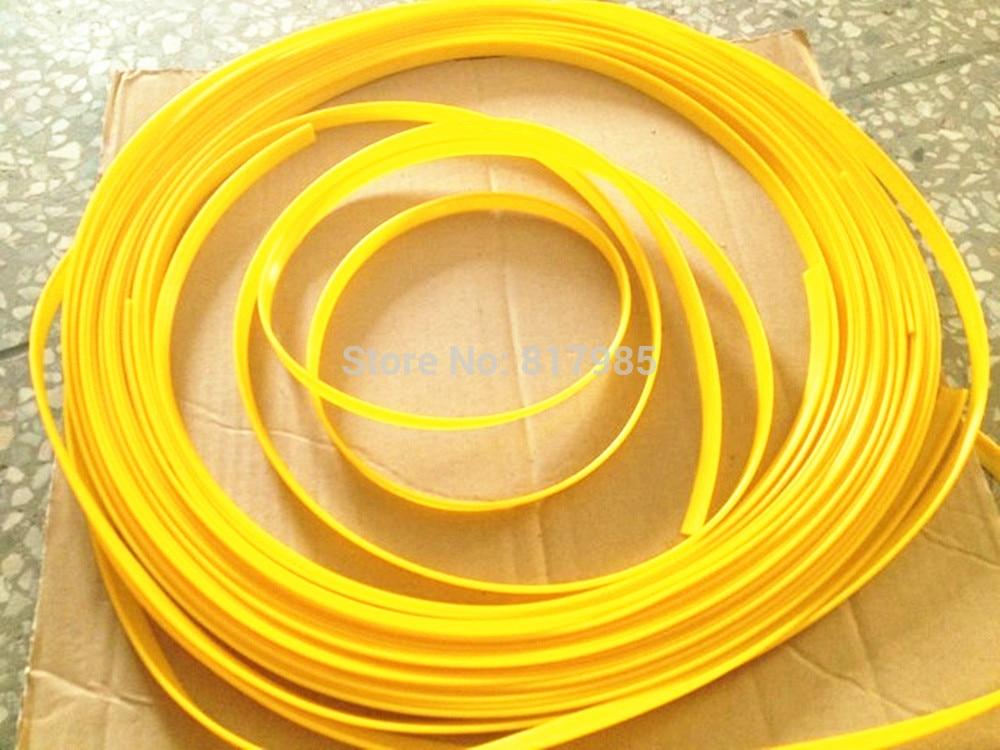 [해외]?1 미터 선형 눈금 고무 또는 격자 통치자 고무 또는 전자 통치자 테이프 / 밀봉 된 방진 고무/ one meter linear scale rubber / grating ruler rubber / electronic ruler tape / sealed dust