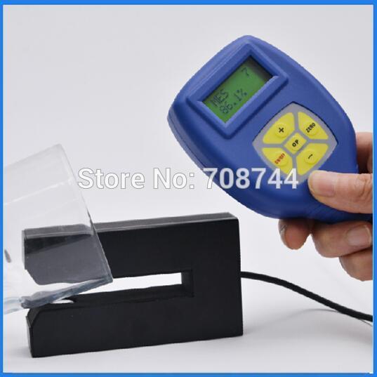[해외]ETT-0681 자동차 유리 계기 용 계측기의 빛 투과율 계측기/ETT-0681 Light Transmittance Meter Measuring Instrument For Automobile Glass Instrument
