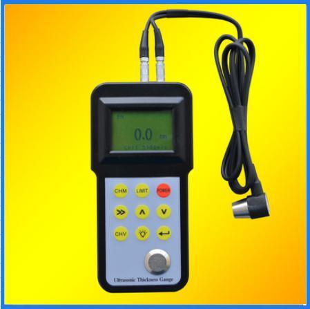 [해외]?초음파 두께 측정기 ETC-098 범위 0.75-300.0 mm (프로브로 결정) 고정밀 초음파 두께 측정기/ Ultrasonic Thickness Meter ETC-098 Range 0.75-300.0 mm(Determined By  Probe) High A