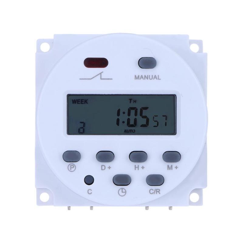 [해외]지능형 타이머 전자 시간 제어 디지털 스위치 주방 용품 E5M1/Intelligent Timer Electronic Time Control Digital Switch Kitchen Supplies E5M1