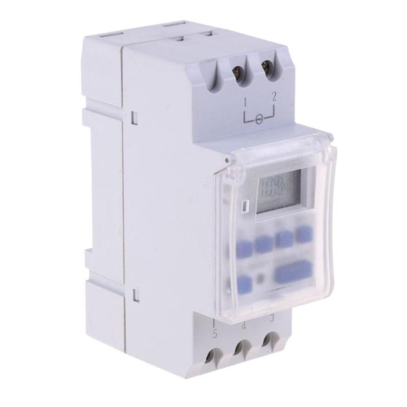 [해외]DIN RAIL 디지털 프로그래머블 타이머 스위치 220VAC 16A/DIN RAIL DIGITAL PROGRAMMABLE TIMER SWITCH 220VAC 16A