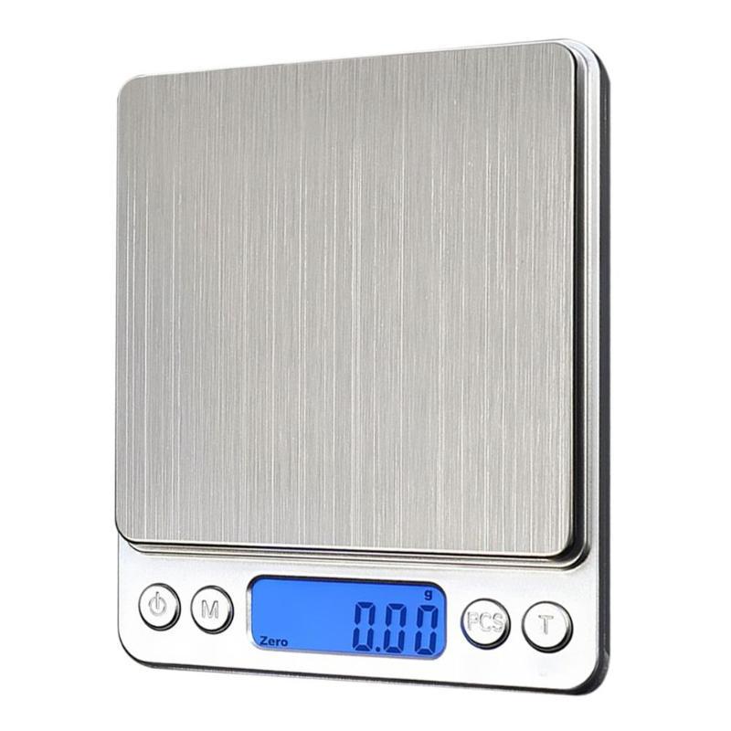 [해외]디지털 포켓 저울 쥬얼리 무게 전자 저울 스케일/Digital Pocket Scale Jewelry Weight Electronic Balance Scale