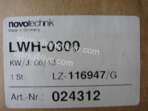 [해외]LWH-0300 위치 센서 NOVO Technik에/LWH-0300 Position Sensor  NOVO Technik