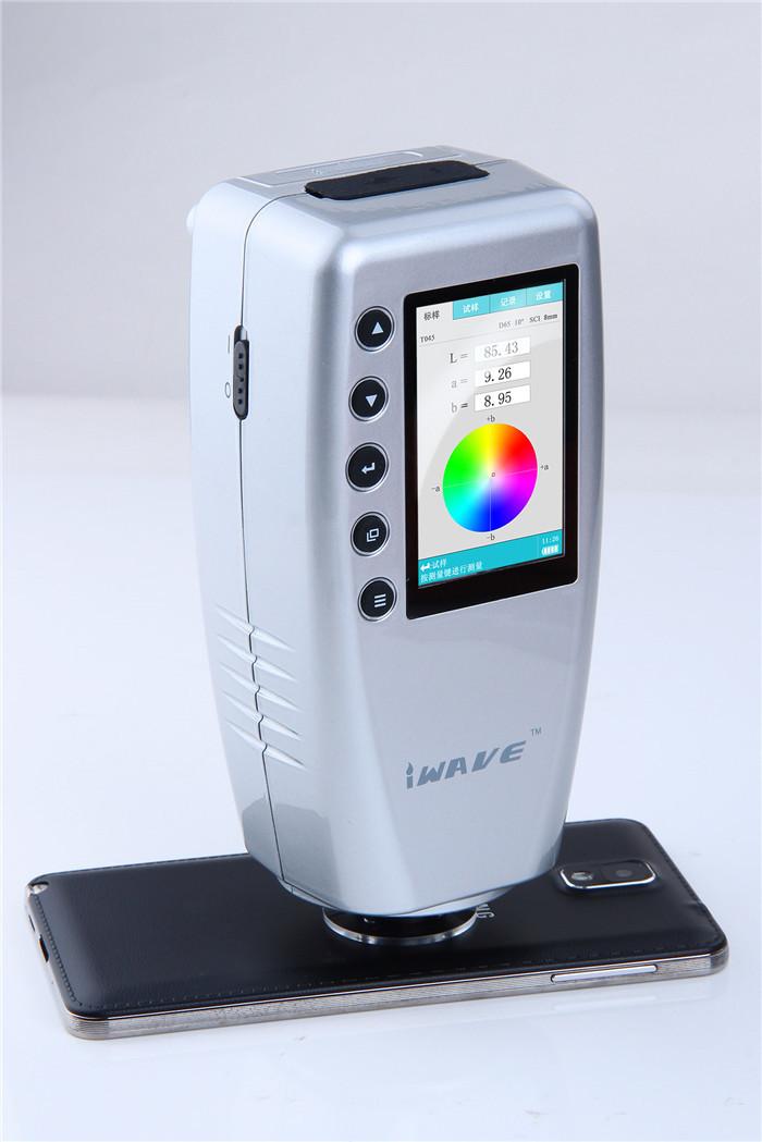 [해외]휴대용 색도계와 색차 계/Portable Colorimeter and Color Difference Meter
