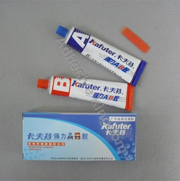 [해외] 80g의 kafuter AB 강력한 접착제 수정 아크릴 다목적 AB 접착제/Genuine 80g kafuter AB strong glue modified acrylic multi-purpose AB adhesive
