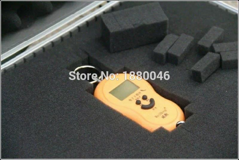 [해외]선택 및 충돌 방지 상자 충격 상자 알루미늄 프레임 상자 수하물 정밀 기기 상자 3PCS 50 * 40 * 10cm 뽑은 거품 카메라 상자/pick and pluck foam camera box Anti-collision box shock box aluminum