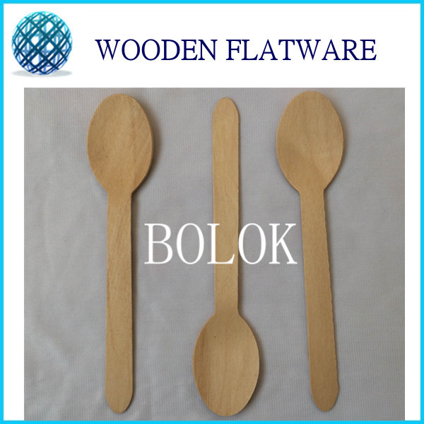 [해외]200PCS / 많은 일회용 소박한 나무 숟가락 학년 14cm 나무 양식기 칼 캠핑 파티 케이크 Decoation 웨딩 식품 요구르트/200pcs/lot Disposable Rustic Wood Spoon Grade A 14cm Wooden Flatware Cu