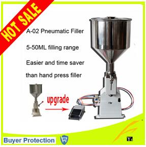 [해외]?크림 붙여 넣기 충전 기계 수동 붙여 넣기 필러 공기 액체 필러 향수에 대한 매뉴얼 작성 기계 (550ml)/ Manual Filling Machine(550ml) for cream paste filling machine Manual Paste filler p