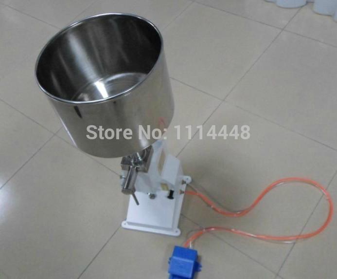 [해외]고품질 공기 화장품 붙여 넣기 액체 충??전 기계 크림 필러 5-50ml/High quality pneumatic cosmetic paste liquid filling machine cream filler 5-50ml