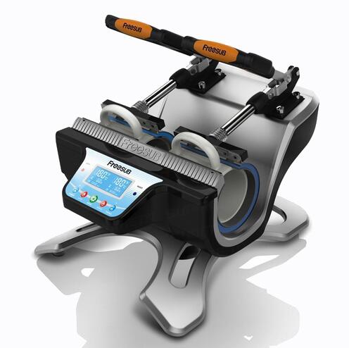 [해외]?얼굴에 대 한 3d 열 프레스 기계 ST-2030 자동 3D 승화 기계 머그컵 프레스 기계 인쇄 기계/ 3d heat press machine ST-2030 Automatic 3D Sublimation Machine Mug press machine printi