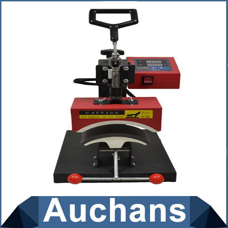 [해외]모자 인쇄 220V110V에 대한 높은 품질 열 프레스 머신 열전 기계 승화 기계/High quality Heat Press Machine Thermal Transfer Machine Sublimation Machine for Cap Printing 220V11