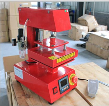 [해외]인쇄 영역 : 15 X 20CM T 셔츠 공압 레이블 열 프레스 기계/printing area:15X 20CM T shirts pneumatic label heat press machine