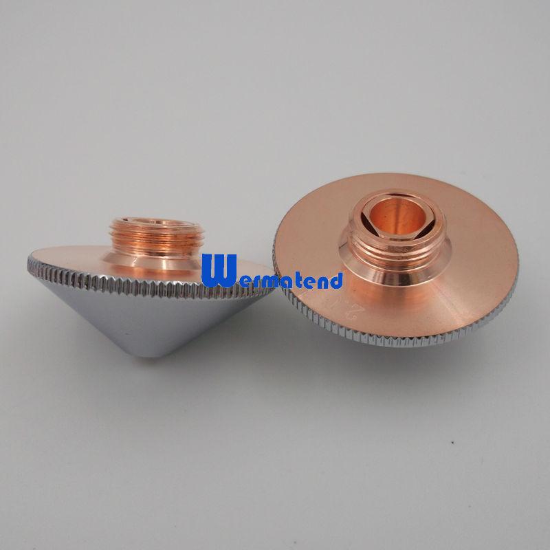 [해외]황금 레이저 / 한 & S 레이저 Durma에 대한 precitec 듀얼 노즐 1.2D P0591-572-000012 레이저 노즐 10PCS / 많은 /10pcs/lot  Free shipping for precitec double nozzle 1.2D