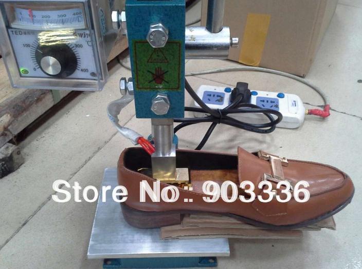 [해외]사용자 정의 기계 안창 매뉴얼 핫 스탬핑 기계 압력 라벨 기계 브랜드 상표 가죽 엠보싱 인쇄 된 로고/Custom machine  insoles manual hot stamping machine pressure label machine brand trademar