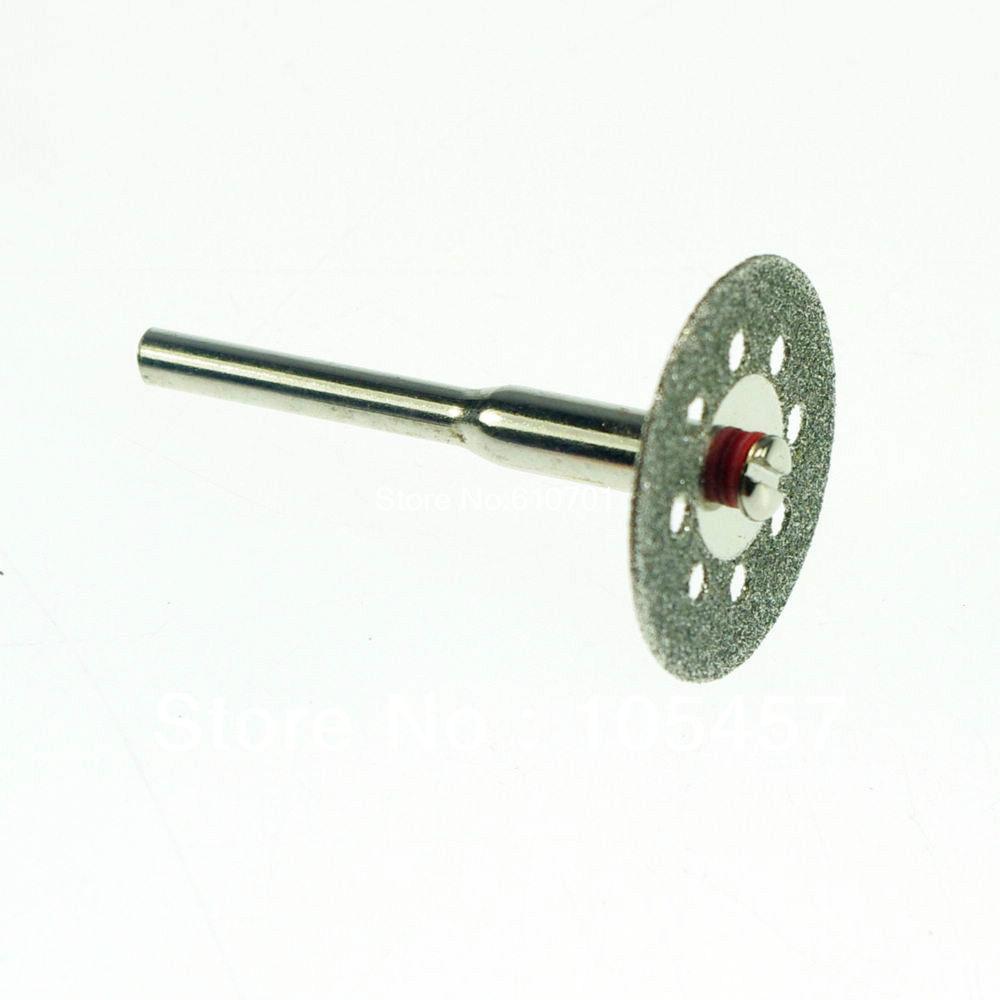 [해외]바퀴 디스크 미니 로타리 ToolsOne 2mm 맨드릴 절단 5PC의 22mm의 카보 런덤/5PC 22mm carborundum Cutting Wheels Discs Mini Rotary ToolsOne 2mm Mandrel