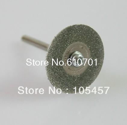 [해외]바퀴 디스크 미니 로타리 ToolsOne 2mm 맨드릴 절단 5PC의 16mm의 카보 런덤/5PC 16mm carborundum Cutting Wheels Discs Mini Rotary ToolsOne 2mm Mandrel