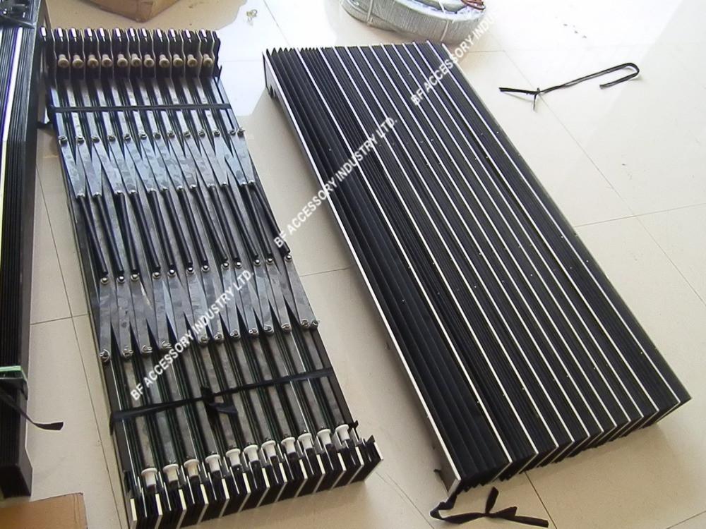 [해외]맞춤 재단사 아코디언 형 보호 기계 방법 커버/custom-tailor accordion type protective machine way cover