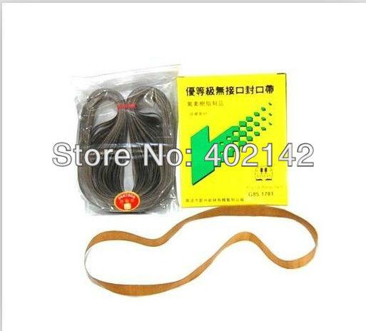 [해외], 50PCS / 많은, 밀봉 FRD-1000 고품질의 1010 * 15mm 테프론 벨트 기계 / 고체 잉크 밴드 실러 / 필름 실러/,50pcs/lot,high quality 1010*15mm teflon belt for FRD-1000 sealing mach