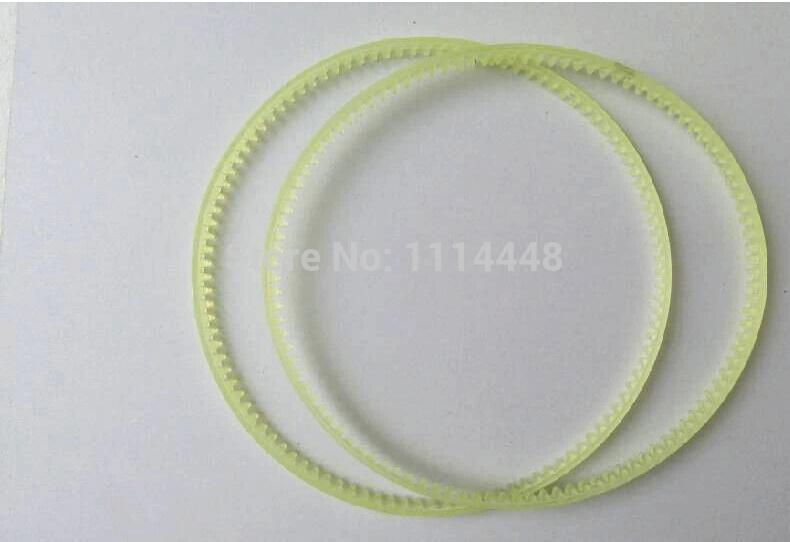 [해외]FR-900 씰링 기계 밴드 실러 필름 씰링 기계에 대한 연습장 / 많은 기어 벨트/30pcs/lot Gear Belt for FR-900 Sealing Machine Band Sealer Film Sealing Machine