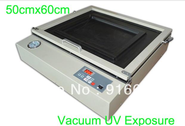 [해외]FAST  50cmx60cm (20 ~ X24 ~) 스크린 제판 진공 노광기 스크린 인쇄용 UV 노광 장치 부/FAST Free shipping 50cmx60cm (20&x24&) Screen plate vacuum exposure machine screen p