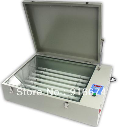 [해외]FAST  중간 스크린 인쇄판 UV 노광기 부 장비/FAST Free shipping middle Screen printing plate UV exposure machine unit equipment