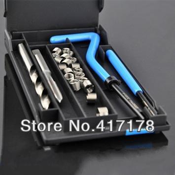 [해외]산 토니 원활한 속옷 기계 SM8-TOP2를 사용하여 나사 수리 키트 M6X1.0/Santoni Seamless Underwear Machine SM8-TOP2 Use Thread Repair Kits M6X1.0