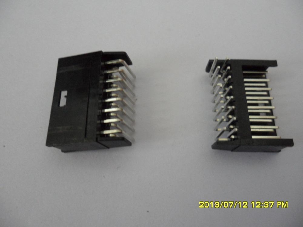 [해외]산 토니 원활한 속옷 기계 SM8-TOP2 / SM8-TOP1 사용 AMP Plug2X8 커넥터/Santoni Seamless Underwear Machine SM8-TOP2 / SM8-TOP1 Use AMP Plug2X8  Connector