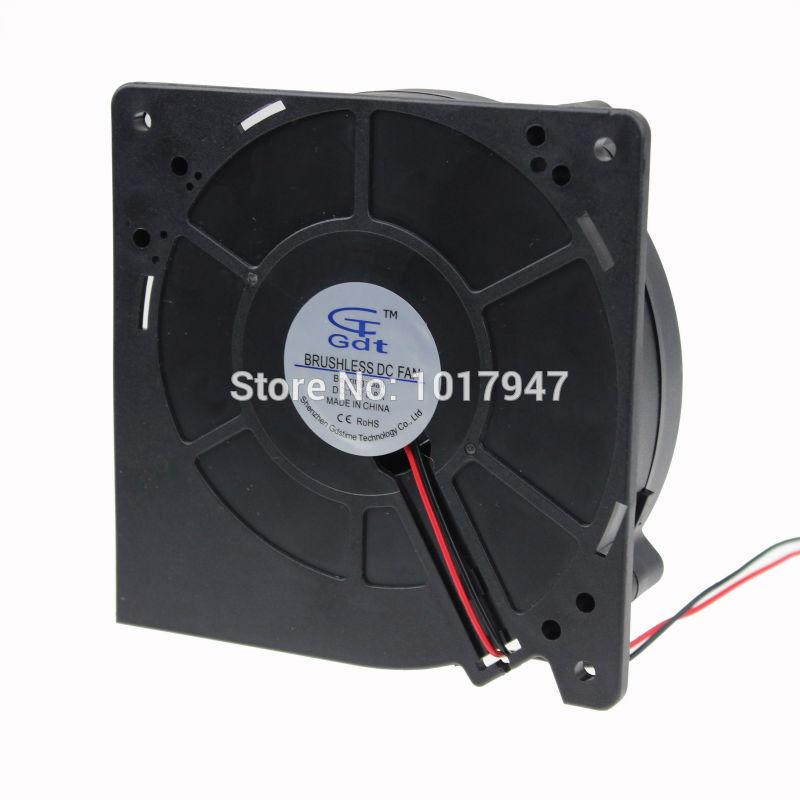 [해외]냉각 팬 20PCS GDT DC 12V 2 핀 120mm 120x32mm 마이크로 라디에이터 모터 송풍기 쿨러/20PCS GDT DC 12V 2Pin 120mm 120x32mm Micro Radiator Motor Blower Cooler Cooling Fan