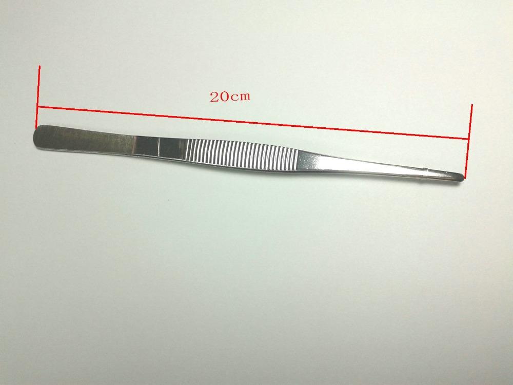 [해외]IC를 SMD SMT 보석 펜치 도구에 대한 2 개 스테인레스 스틸 핀셋/2pcs Stainless Steel Tweezers for ICs SMD SMT Jewelry Plier Tools