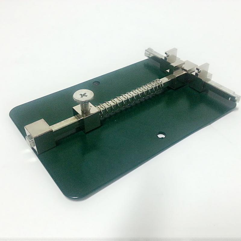 [해외]?휴대 전화 회로 기판 수리 클램프기구 용 PCB 홀더 지그 스크레이퍼는 스크레이퍼 도구 F0002 스탠드/ PCB Holder Jig Scraper For Cell Phone Circuit Board Repair Clamp Fixture Stand Scrape